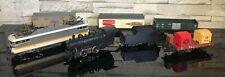 LIMA Lot de Train, Locomotives et Wagon divers. Etat Quasi Neuf. 1/87 HO