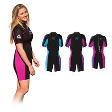 Adrenalin Aquasport X Ladies Wetsuit Springsuit. Duraflex Neoprene performance