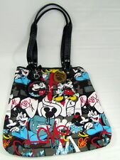 Cute Mickey Minnie Mouse Loop nyc Tote Purse Disney Couture New with Tag