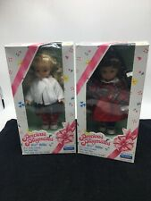 "Precious Playmates Vintage Billie Doll 6 1/2"" Fully Jointed NIB 2"