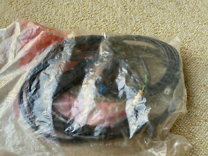 Wire Harness 1980-1985 fuel injection Fiat Spider 124 pininfarina New NOS 1837