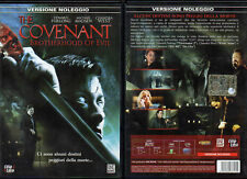 THE COVENANT Edward Furlong Michael Madsen Chandra West DVD HORROR