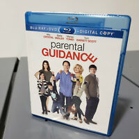 Parental Guidance Blu-Ray/DVD 2 Disc combo BluRay Billy Crystal, Bette Midler