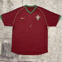 Nike Cristiano Ronaldo Portugal National Soccer Jersey Mens Large