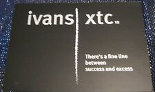 Advertising Film Ivans XTC - unposted