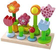 HABA 301551 Steckspiel Blumengarten