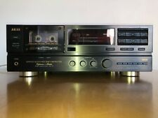 Akai GX-75 3head direct drive Reference Master cassette deck. High-end