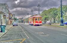 Original Photograph: New Orleans RTA 2020 at Rampart/St. Philip IB