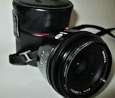 Minolta AF 28 mm f/2.8 wide angle Lens for Sony A mount Excellent++ from Japan
