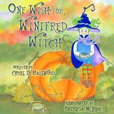 One Wish for Winifred Witch-ExLibrary
