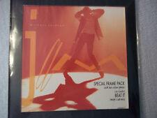 "Michael Jackson ""JAM"" Special Frame Pack 7"" Rare Vinyl"