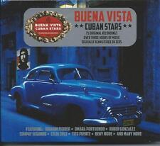 Buena Vista Cuban Stars - 75 Original Recordings (3CD 2011) NEW/SEALED