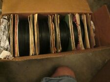 "45 rpm 7"" record lot of 200 pop rock country r+b etc. jukebox"