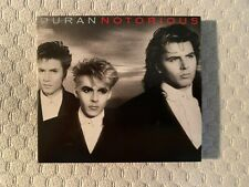 DURAN DURAN - Notorious - 2 CD - Deluxe - DDNS 331