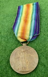 WW1 VICTORY MEDAL - WILLIAM DAGGERS - NORTHUMBERLAND FUSILIERS