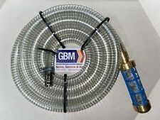 """General Purpose PVC Suction Kit /  3 metre (3/4"""") Hose and Suction See Selection"""