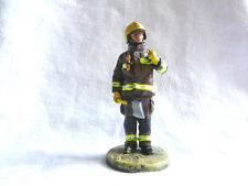 Figurine pompier Delprado - Pompier Londres tenue de feu G-B 2003