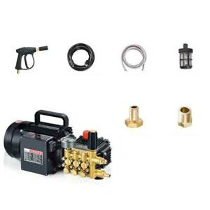 7Mpa QL-390 Copper Household Cleaning Machine High Pressure Car Washer Pump