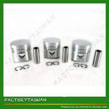 Piston Set STD 76mm for Kubota D1102 (100% Taiwan Made)  x 3 PCS