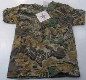 Rattlers Boys Advantge Camo T-Shirt Small