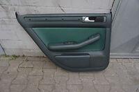 Audi A6 4B + Allroad Carenatura Posteriore Sinistra Pannello Porta Verde