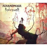 "SCHANDMAUL ""ANDERSWELT"" CD 14 TRACKS NEU"