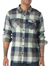 61e8092653 Vans BOX FLANNEL Boys Youth Button Front Flannel Shirt Med. Ambrosia NEW