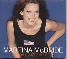 Martina McBride - Greatest Hits (4 Track Promo CD)