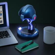 Lámpara de casco de Capcom Mega Man