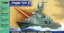 SOVIET/RUSSIAN ROCKET CORVETTE 1241.8 W/URAN WEAPONS SYSTEM 1/400 MIRAGE