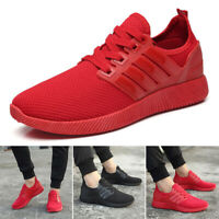 Running Shoes Sneakers Mens 1 Pair BoysCasual Sporting Soft Sole Lace-Up Leisure
