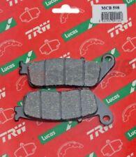 PLAQUETTE DE FREIN TRW MOTO AVANT HONDA NC 700 X (RC63) 52ch