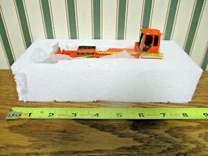 Orange Bauer Built Ironman Pulling Sled By SpecCast 1/64th Scale