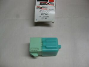 BWD R708 accessory relay (horn relay)