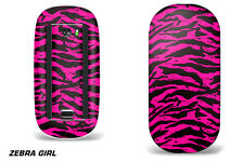 Skin Decal Wrap for Apple Magic Mouse 1 Smart Mouse Graphic Protector ZEBRA