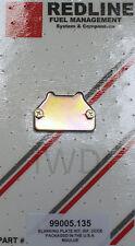 WEBER IDF/DCOE cold start cover plate kit - block off plate eliminates cold strt