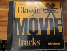 RARE MOVIE TRACKS CD CLASSIC RHINO USA 1992 SHALAMAR GLENN FREY KENNY LOGGINS