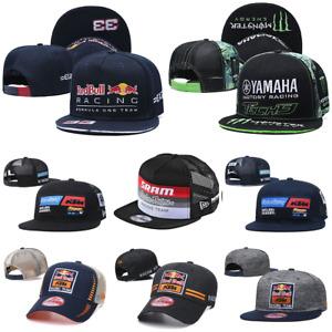Classic Mens Embroidered KTM MOTO GP Motorcycle Baseball Cap Snapback Racing Hat