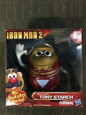 Hasbro Mr Potato Head Iron Man Tony Starch Playskool