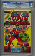 Giant-Size Captain Marvel #1 CGC 9.6 Off-White to White Pages