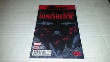 The Punisher  # 11 (2017, Marvel) 1st Print Cloonan
