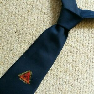 TIE / NECKTIE Cycling Club Centenary- Bournemouth Central CC - penny-farthing