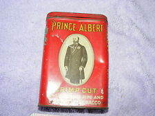 Vintage Prince Albert Crimp Cut Tin