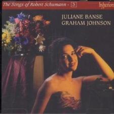 Robert Schumann : The Songs of Robert Schumann - 3 CD (1999) ***NEW***