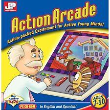 Junior Professor: Action Arcade