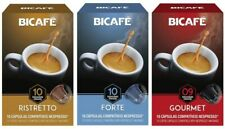 Bicafé Nespresso Compatible Variety Pack (30 x pods / capsules) from Portugal