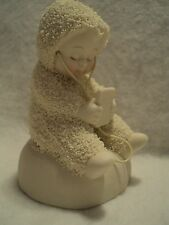 """Dept. 56 SNOWBABIES """"I.T. BABY""""  ~ NEW FOR 2016 ~  ADORABLE!!"""