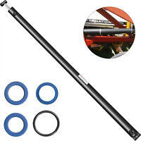 """Hydraulic Cylinder Welded Double Acting 2.5"""" Bore 36"""" Stroke Cross Tube 2.5x36"""