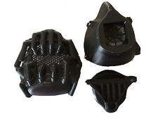 Bane Máscara Dark Vador PPE uno de un tipo de Máscara Con Filtro Usa Made