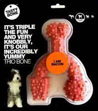 TastyBone Nylon Trio Bone Dog Toy   Dogs